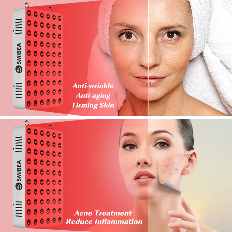 Professional Collagen Red NIR Light Therapy