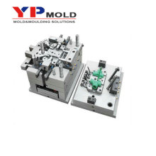 Machines de moulage par injection de plastique PA66 / ABS pour tuyaux
