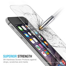 Verre trempé de haute qualité pour iPhone 7 Plus