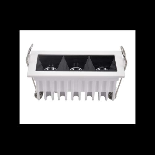 Narrow Side White 2W3 LED Linear Light
