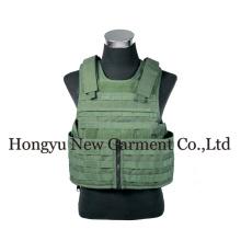 Nij Iiia Plate Carrier Body Armor Ballistic Molle Vest (HY-BA007)