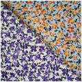 stocklot textile 100% coton popeline tissu imprimé numérique