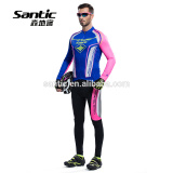 long sleeve cycling suit OEM service