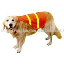 Hohe Sichtbarkeit Sicherheitsweste für Hunde