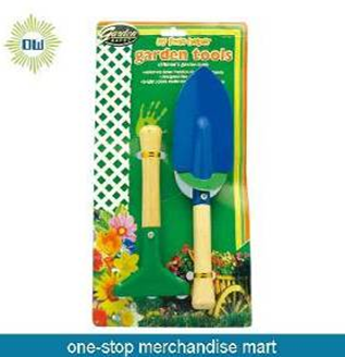 G291 2PCS KID'S garden tools