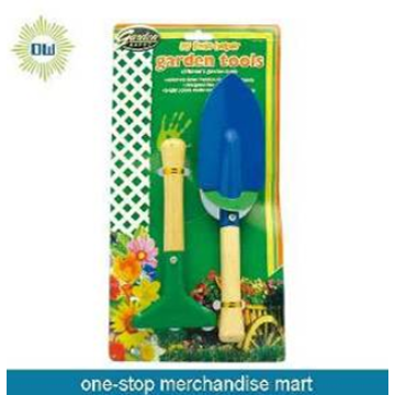 2pcs kid's garden tools