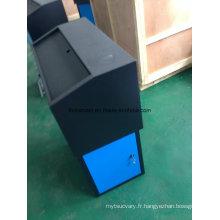 Cabinet professionnel de coffret de quatre roues de positioning