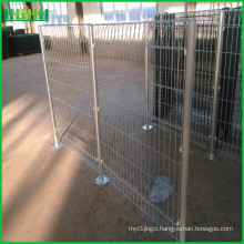 galvanized weld brc panel fencing