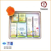 Stom Paper Rigid Box avec impression offset pour cosmétiques
