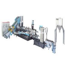 Máquina de granulación de plástico de película de PP PE