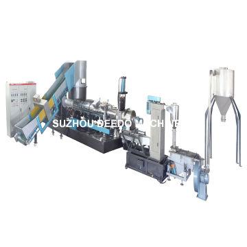 Máquina de pelotização de plástico PP PE Film