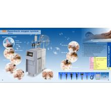 2012 equipo hiperbárica más nuevo de la máquina de la belleza del oxígeno