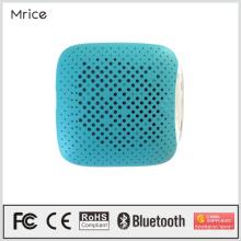Banque portative extérieure de puissance de haut-parleur de mini haut-parleur sans fil portatif de multimédia de Bluetooth