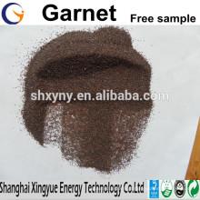 Granotada de gran pureza Sand / Sand Blasting Garnet Sand / garnet 80 mesh