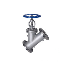 Cast Steel Jacket Globe Valves