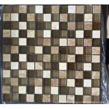 Линейная мозаика на стенах / Хрустальная мозаика / Стеклянная мозаика / Каменная плитка