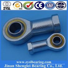 Extrémité de tige métrique de joint à rotule en acier de la vente Gcr15 en acier de vente directe de la Chine portant NPOS10