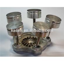Piston compresseur à air chaud avec bras de piston pour 508 compresseur