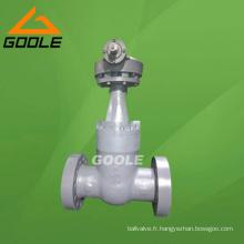 Vanne à vanne à joint sous pression classe 600 ~ 2500 (GAJ541H)