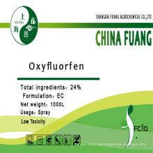 Agrochemisches Herbizid (CAS-Nr .: 42874-03-3) Oxyfluorfen 24% Ec