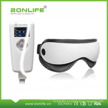 Fabricante profesional de nuevo masajeador eléctrico del cuidado de la vista del vapor de la fatiga del alivia