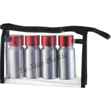 Aluminium Bottle Travel Set