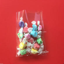 Clear Flat Cellophane Poly Bags for Bakery