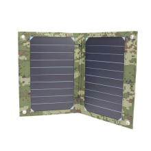 Wholesales 10W PVC Waterproof Outdoor Foldable Mobile Phone Solar Charger