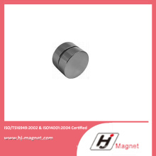 N52 Disc Sintered NdFeB Magnet with High Quality Manufacturing Process on Motor
