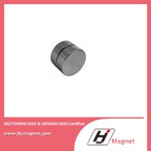 N52 Disco sinterizado com alta qualidade de fabrico no Motor de NdFeB