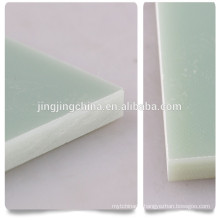 FR4 water green high quality 4x8 epoxy fiberglass sheet/unclad laminated sheet/insulation shee