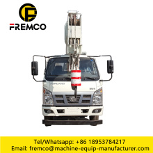 Flexible and Precise Truck Crane for Construction Use