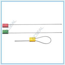 Sinicline Self-locking кабель безопасности привести уплотнение кабеля пломбы