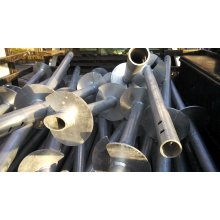 Helical Piled Foundations, Screw Piles or Earth Anchors