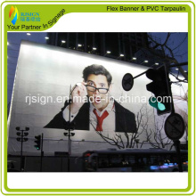 Hot Laminated Inkjet Medien PVC Flex Banner