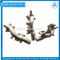 quality products aluminum die gravity casting copper