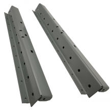 Custom CRS CNC Shearing Electrical Wire Slot Industries