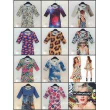Lady Hot Slim Mini Dress Fashion Tends
