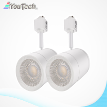 120v warm white 18w led track light