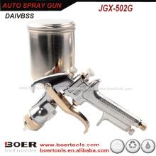 Pistola de pulverização de pintura de carro de gravidade 502G