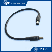3.5mm DC Male to Male Waterproof Connector Wire 50mm
