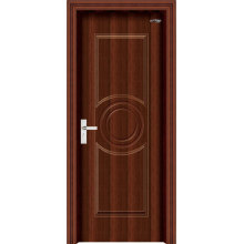 Wooden Steel Panel Door