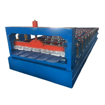 Διεύρυνση Trapezoidal Sheet Sheet Cold Roll Making Machine