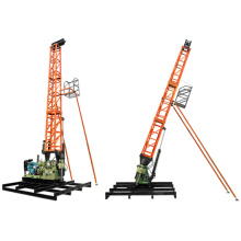 XY-44T THE DRILL RIG OF TOWER AND DRILL AS A WHOLE