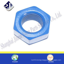 Good Quality Inch Size 5/8 2h Hex Nut