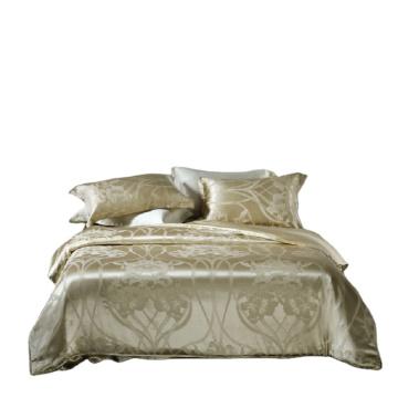 NEU 100 Luxus-Bettwäsche-Set aus reiner Seide