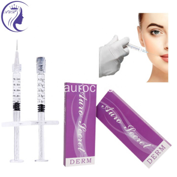 CE Facial Wrinkle Correction Dermal Filler Injections