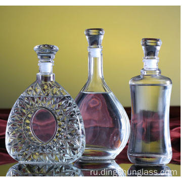 Chinese+traditional+retro+style+glass+bottles
