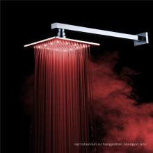 8-дюймовый светодиодный душ Ванная комната Кран