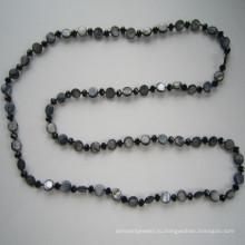 Китай Оптовая горячая новая оболочка & кристалл ожерелье на 2015 год
